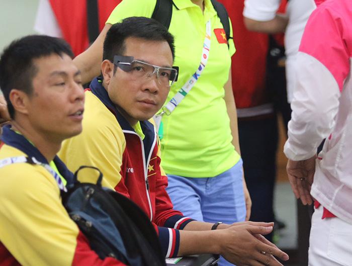 Hoàng Xuân Vinh, bắn súng, HCV, SEA Games 28