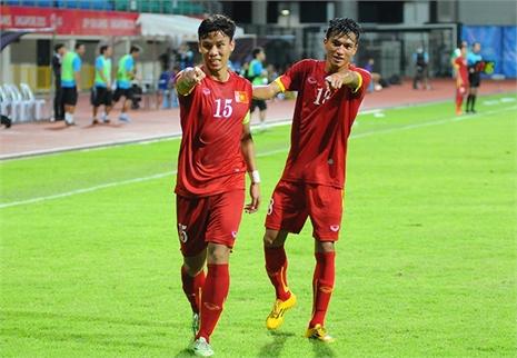 Việt Nam 4-0 Đông Timor: Tuyệt phẩm của Ngọc Hải