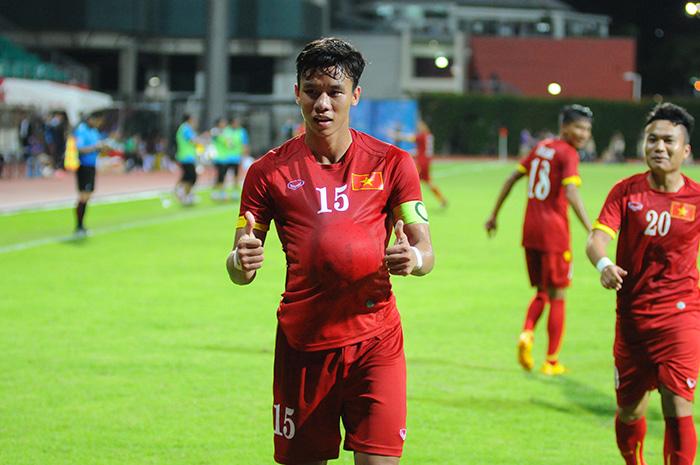 Quế Ngọc Hải, Miura, U23 Việt Nam, Singapore, Đông Timor