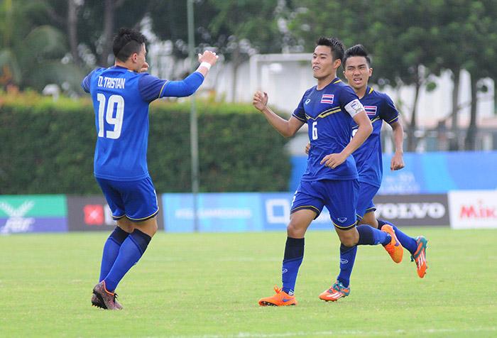U23 Việt Nam, Miura, SEA Games, Công Phượng, Thái Lan