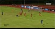 Cầu thủ gốc Việt sút tung lưới U23 VN