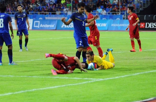 U23 VN, U23 Thái Lan, HLV Miura, SEA Games