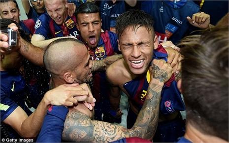 Neymar sắp được Barca thưởng đậm
