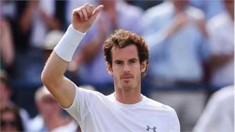 Vượt ải Vedasco, Murray rộng cửa vô địch trên sân nhà