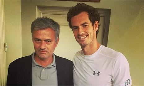 Murray thú nhận muốn 'thọ giáo' Mourinho