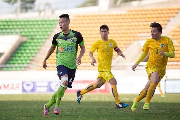 Cựu tiền đạo U19 Việt Nam được mời nhập tịch Lào