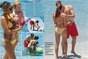 Casillas đi xả hơi cùng nữ phóng viên xinh đẹp
