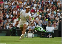 Nadal thua sốc ngay vòng 2 Wimbledon