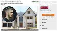 Đi không xong, De Gea gia hạn thuê nhà ở Manchester