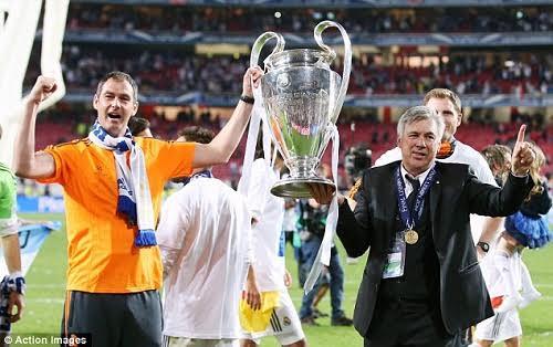 Sergio Ramos, Paul Clement, Real, M.U