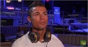 Ronaldo mặt ngầu cảnh báo Benitez
