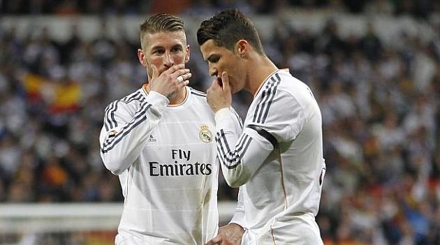 Ramos, M.U, Real