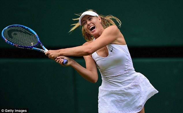 Sharapova, Wimbledon