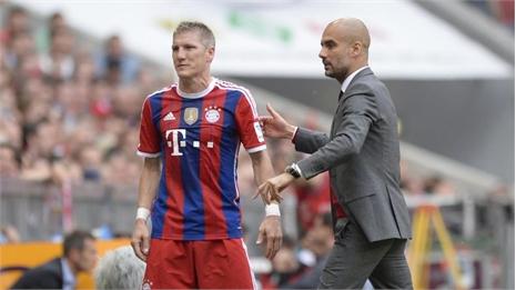 Pep: 'Đến M.U là quyết định của Schweinsteiger'