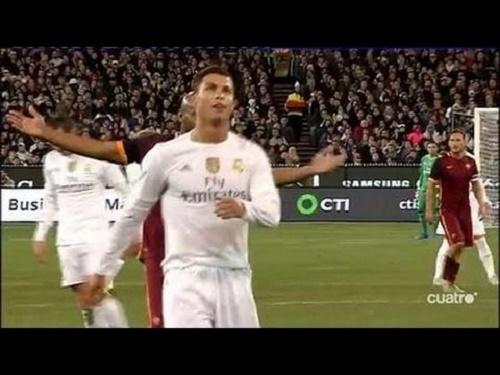 Real Madrid, Ronaldo, Bale, L:a Liga