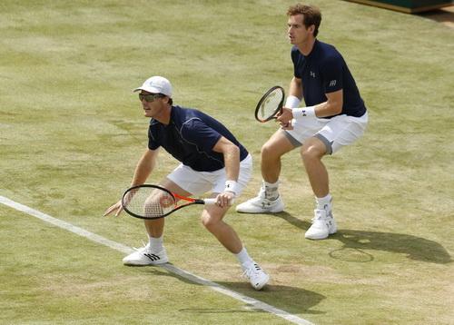 Murray, Anh, bán kết, Davis Cup