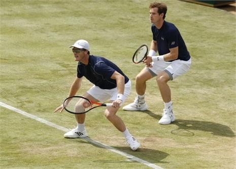 Murray đưa Anh vào bán kết Davis Cup sau 34 năm