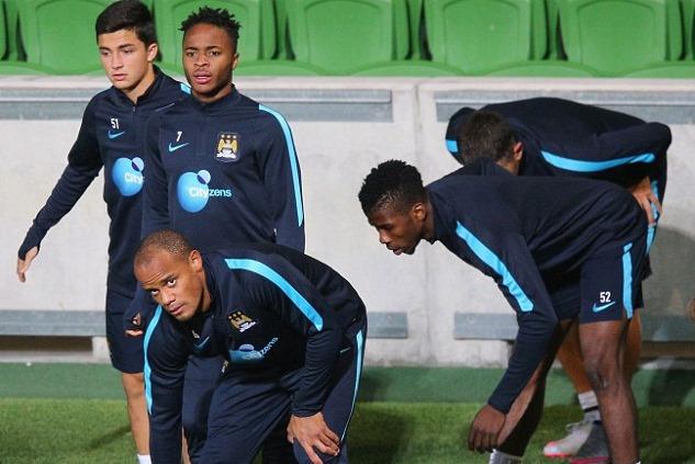 Chiều nay (21/7), Sterling đá trận ra mắt Man City