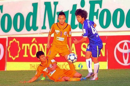 Đà Nẵng, HA.GL, Công Phượng, Lê Huỳnh Đức, V-League