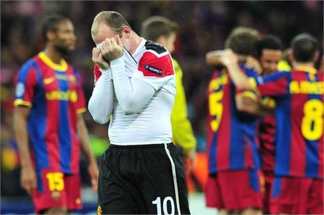 Rooney nể sợ sức mạnh của Barca