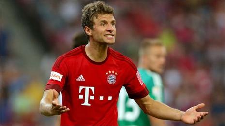 Bayern: Muller vô giá, M.U đừng có mơ!