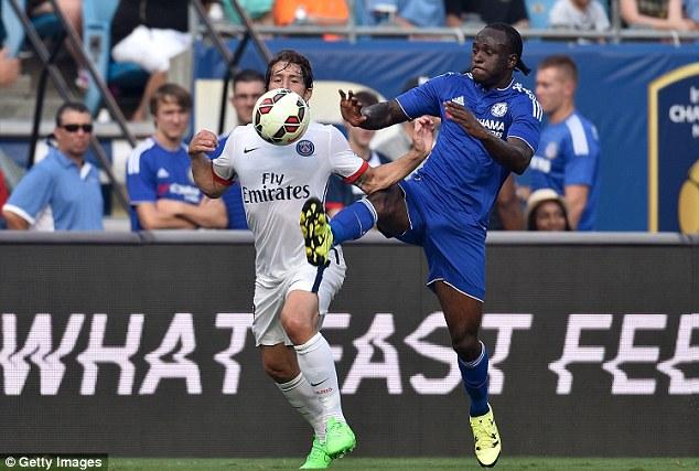 Chelsea, PSG, giao hữu, Mourinho. Premier League