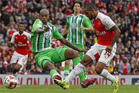 Highlights Emirates Cup: Arsenal 1-0 Wolfsburg