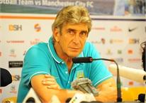 """HLV Pellegrini: """"Man City không lạnh lùng với CĐV VN"""""""