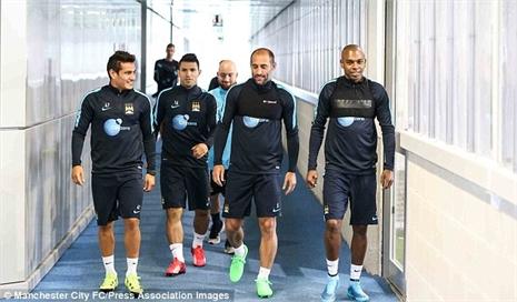 Man City đón chào dàn sao Nam Mỹ trở lại