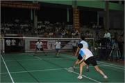 Khai mạc Giải cầu lông Cúp Phát thanh - Truyền hình Thái Bình