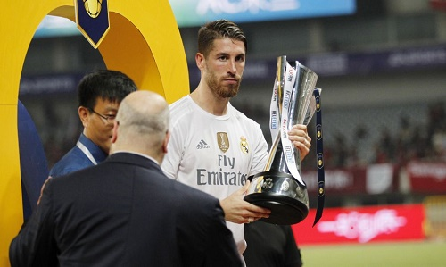 Ramos, Real, M.U, Perez