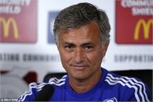 Mourinho báo tin vui trước đại chiến Arsenal