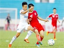 Vòng 19 V-League: Chênh vênh đáy bảng