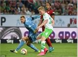 Highlights: Wolfsburg 1-1 Bayern Munich (pen 5-4)