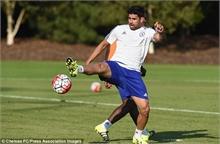 """Mourinho mất ăn, mất ngủ với """"bệnh binh"""" Costa"""