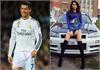 """Nhan sắc ngọt ngào chân dài tố Ronaldo """"gạ tình"""""""