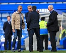 """Mourinho: """"Tôi với Abramovich không còn bất đồng"""""""