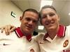 Rooney gặp rắc rối vì mừng sinh nhật Schweinsteiger