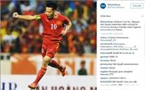 Xé lưới Man City, Văn Quyết được FIFA khen ngợi