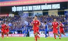 Quảng Ninh 1-0 HAGL: Khách bị đuổi người