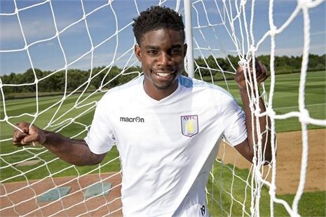 """""""Hàng thải"""" của Man City gây sốc ở Aston Villa"""