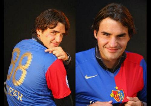 Federer, huyền thoại, Thụy Sỹ