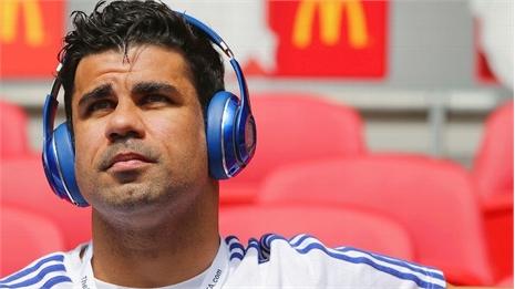 Mourinho hoang mang vì 'bệnh lạ' của Diego Costa