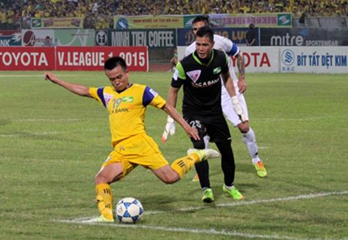 SLNA, CĐV, Ngô Quang Trường, V.League