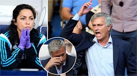 Nữ bác sĩ xinh đẹp tuyên chiến với Mourinho