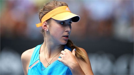 Nhan sắc nữ tay vợt 18 tuổi gây địa chấn ở Rogers Cup