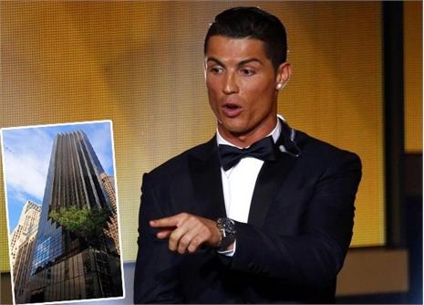 """Ronaldo vung tiền tậu """"siêu biệt thự"""" tại Mỹ"""