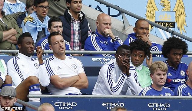 Chelsea, Mourinho, Terry, Costa