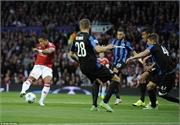 Highlights: M.U 3-1 Club Brugge