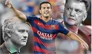 Tiết lộ: Pedro khước từ M.U vì... Van Gaal